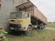 1980s EBRO P260 Dumptruck