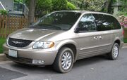 2001-04 Chrysler Town and Country LXi