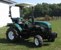 Buck 254G2 MFWD - 2008