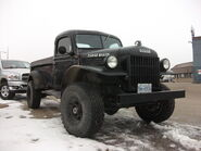 Dodge Power Wagon WM-100