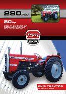 Ekip 290 MSF brochure - 2014