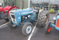 Ford 3600 (off farm) at Newark 08 - IMG 3467