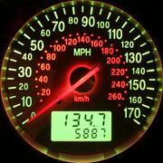 Ford Mondeo MK3 ST220 - Speedometer (light)