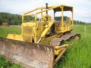TD15 Crawler Bulldozer 002