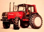 Valmet X05 Bi-Turbo MFWD (red) 2