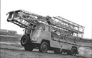 1960s Coles Leda Mobilecrane