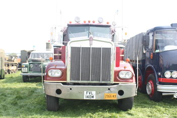 Kenworth - FVL 140M at Kettering 08 - IMG 1881
