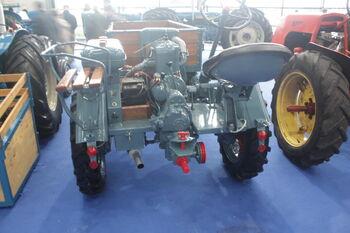 Lanz Alldog 1215 - rear- at Newark VTS 08 - IMG 3681