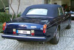 Rolls-Royce Corniche IV