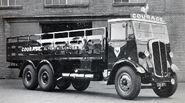 A 1930s Thornycroft Stag