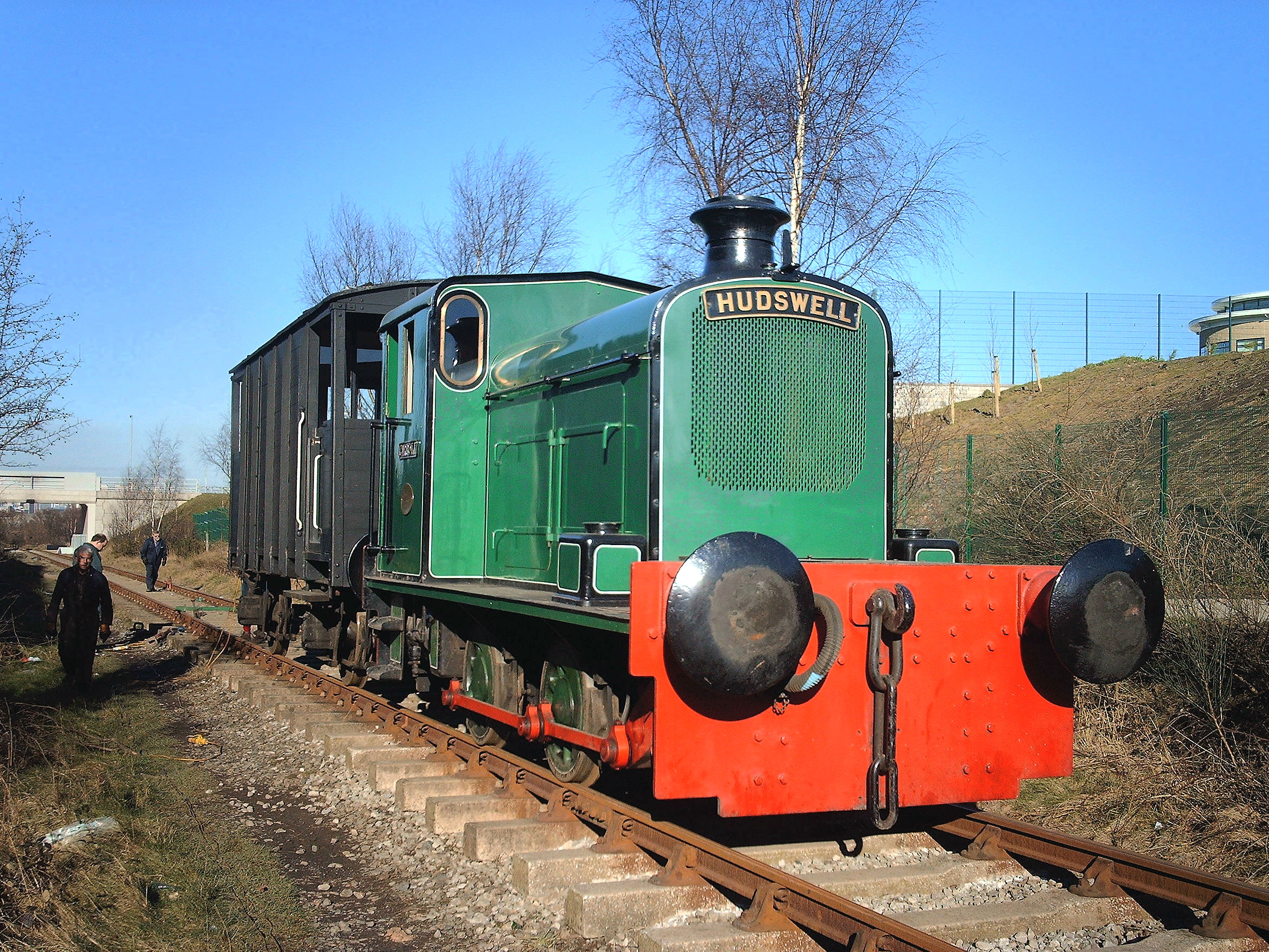 Middleton Railway Tractor Construction Plant Wiki Fandom