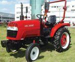 Harvest King HK-200E - 2009