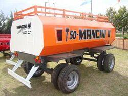 Mancini T50 tank wagon