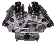 Mercedes V6 DTM Rennmotor 1996
