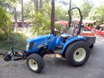 New holland TC 35 DA