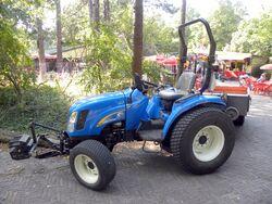 New holland TC 35 DA