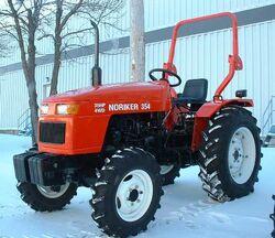 Noriker 354 MFWD (orange) - 2003