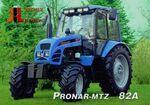 Pronar-MTZ-82A MFWD (blue) - 2001