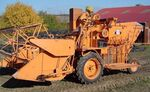 Someca M 60 combine - 1962