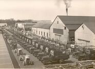 THORNYCROFT TRANSPORT EQUIPMENT Vehicle Factory