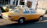 Vauxhall Victor FE ca 1973 rear three quarters London area