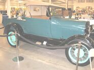 '28 a roadster pickup side