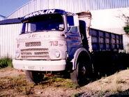 1970s Barreiros Super Azor Dumptruck