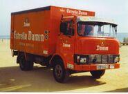 1980s EBRO E60 boxvan