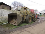 A 1980s Weatherill L61 Loader Diesel used in a Surrey farm
