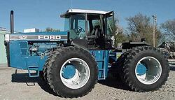 Ford Versatile 876 4WD - 1989