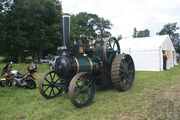 Gibbons & Robinson no. 959 Traction engine reg AY 9874 at Lister Tyndale 09 - IMG 4079