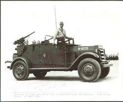 M1 scout car 1939