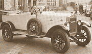 MHV Bayliss-Thomas 10-20 hp 1923