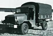 1978 BRAVIA Gazela Armytruck 4X4 Diesel
