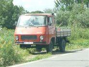 Camioneta GV-SEMAL Tagus Diesel 4X4 Mercadorias de 1982