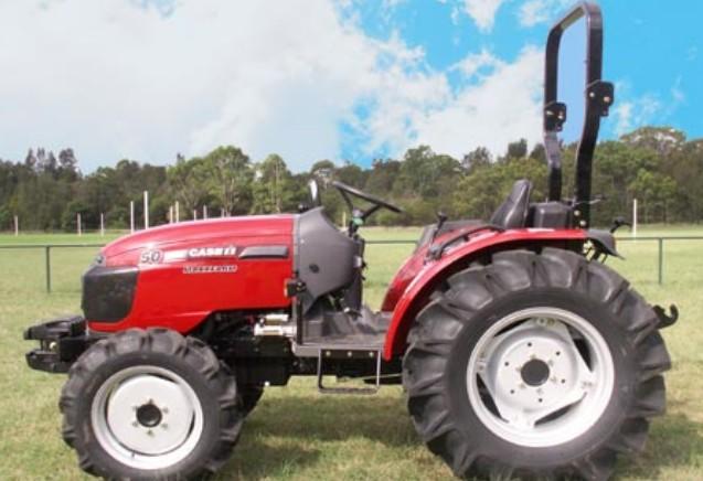 Case 50 Tractor : Case ih maxxfarm tractor construction plant wiki