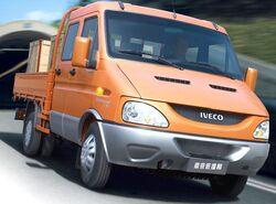 Iveco Ouba pickup (NAVECO)