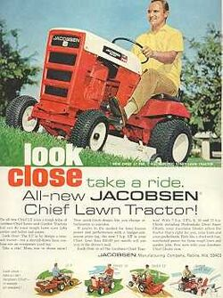 Jacobsen Chief ad