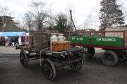 LMS traction wagon 27402 at GCR 2013 IMG 8394