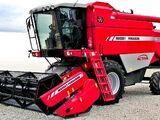 Massey Ferguson 7240 Activa combine