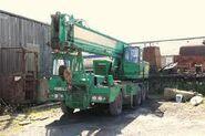 A 1990s ALLEN-GROVE Cranetruck