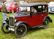 Austin Seven Saloon 1931