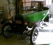 Briscoe Model B 4 24 Touring 1919