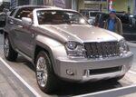 Jeep Trailhawk concept DC