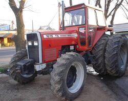 MF 1615 TS MFWD - 2000