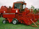 Massey Ferguson Combine Harvester range