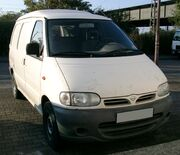 Nissan Vanette Cargo front 20071007