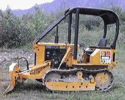 Rhino International D306 crawler - 1997
