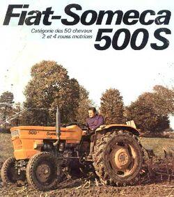 Someca 500S brochure