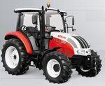 Steyr 4065 S Kompact MFWD - 2011